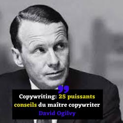 conseils des maîtres copywriters
