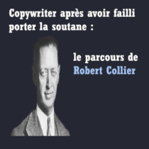 Maître copywriter robert collier