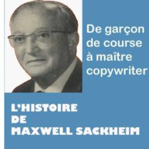 maître copywriter, Maxwell