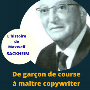 maître copywriter maxwell