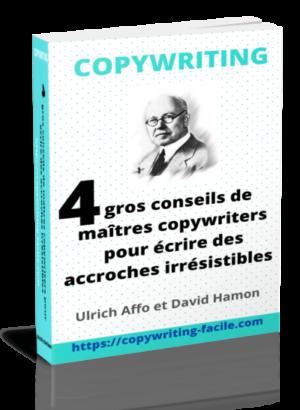 des conseils de maîtres copywriter