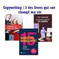 copywriting: des livres qui ont changé ma vie