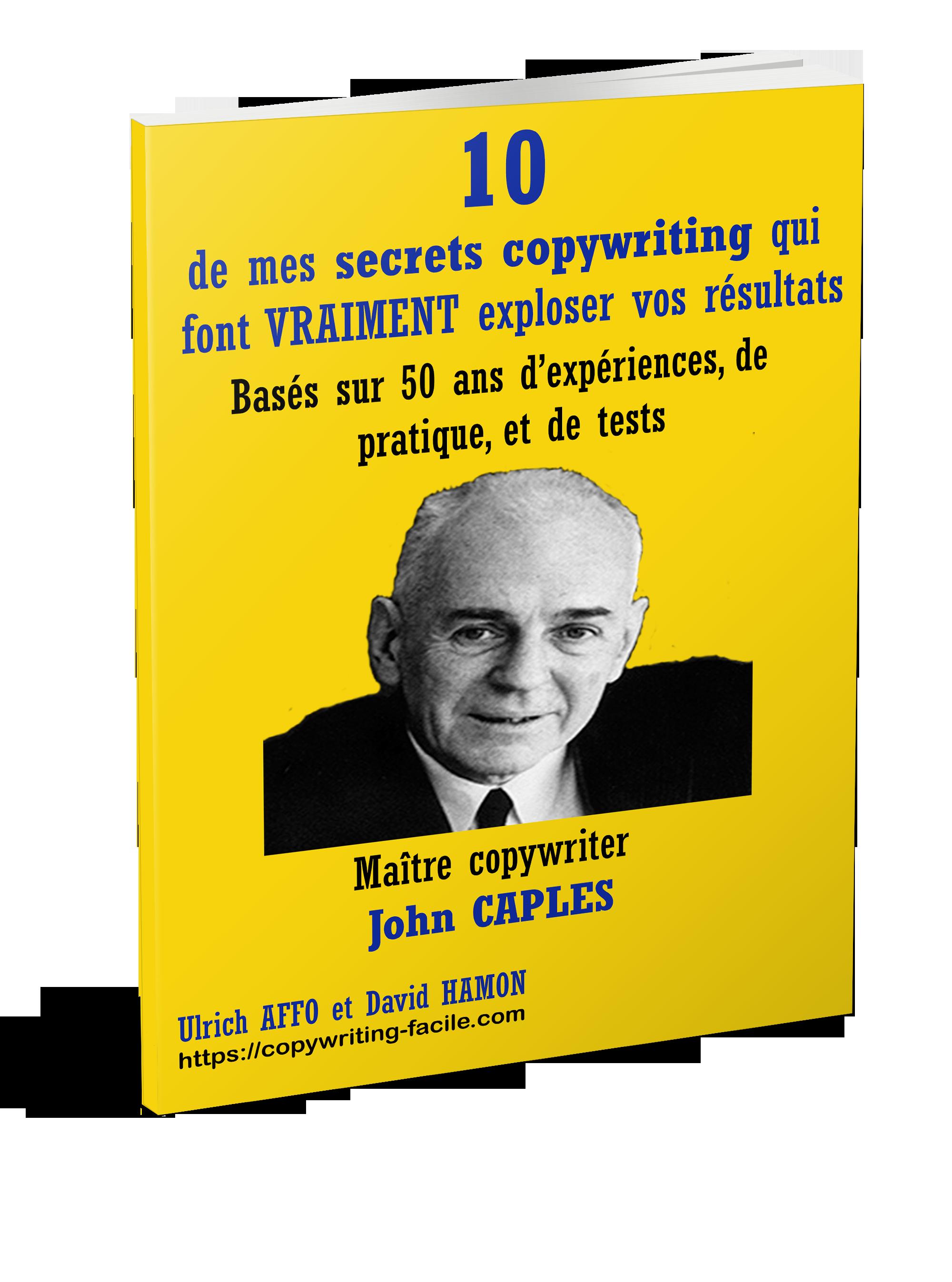copywriting et vente
