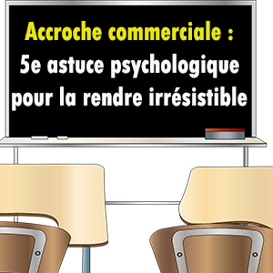 Accroches commerciale