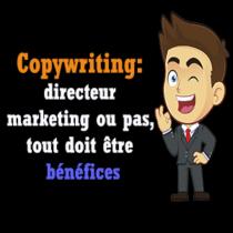 copywriting et directeur marketing